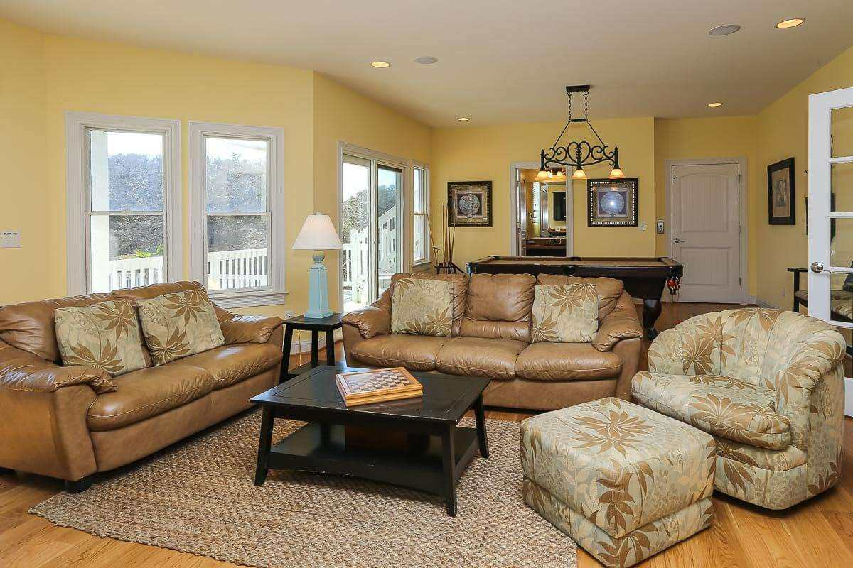Outer Banks Rentals with Game Room