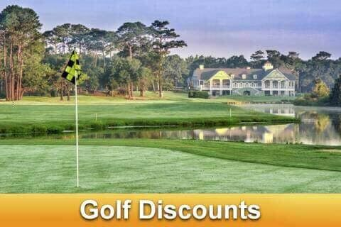 Outer Banks Rentals Golf Packages
