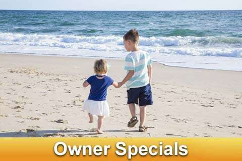 Outer Banks Rentals Owner Specials