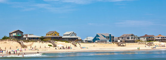 Towns in Outer Banks