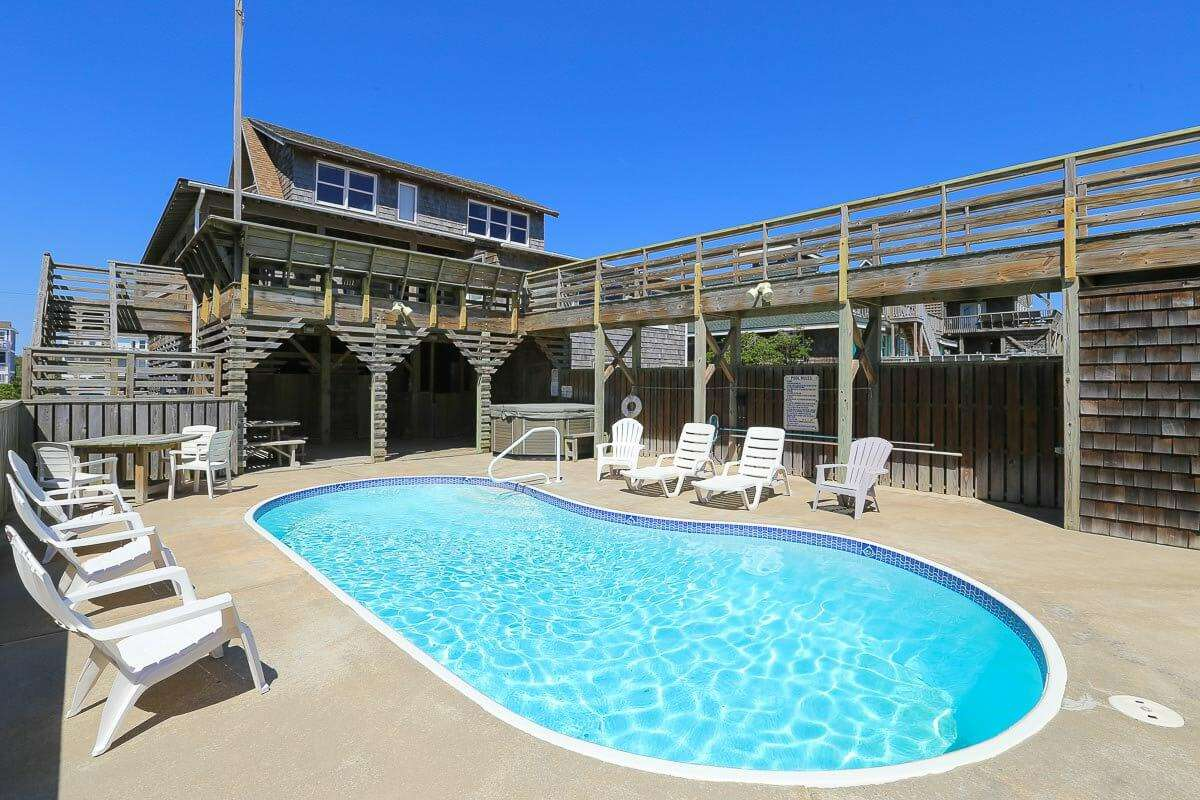 Outer Banks Rentals with Private Pool