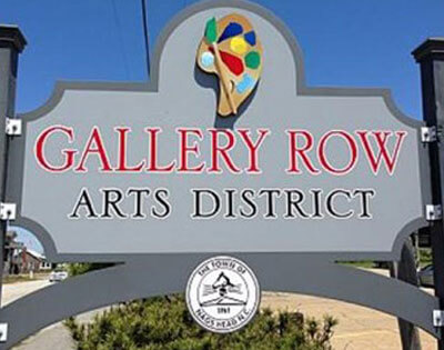 Gallery Row Arts District