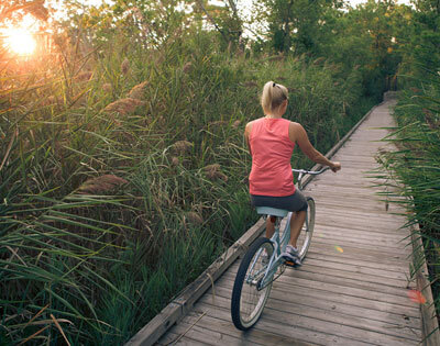 Southern Shores Bike Trails