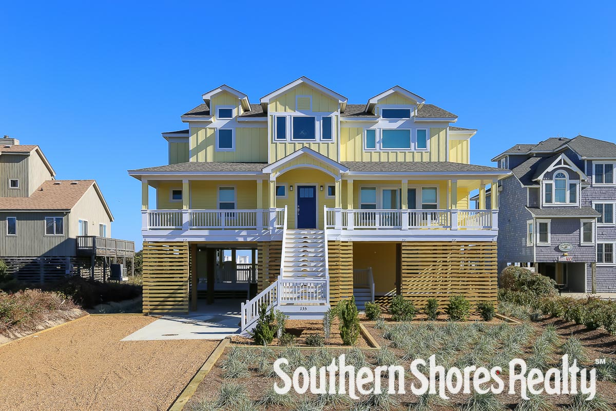 Outer Banks Rentals New Vacation Rentals