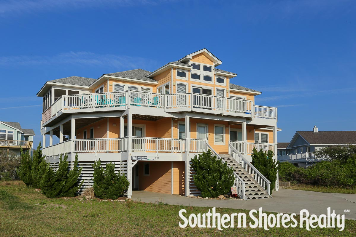 The Snail Shell Outer Banks Rentals Southern Shores Realty