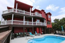 Outer Banks Semi-Oceanfront Vacation Rentals